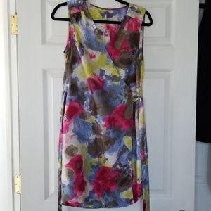 ⛄Wrap dress